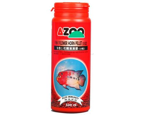 Flower Horn Pellet(S)   AZOO CORPORATION